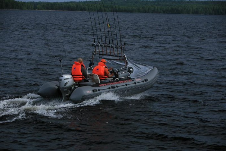 посейдон производитель лодок