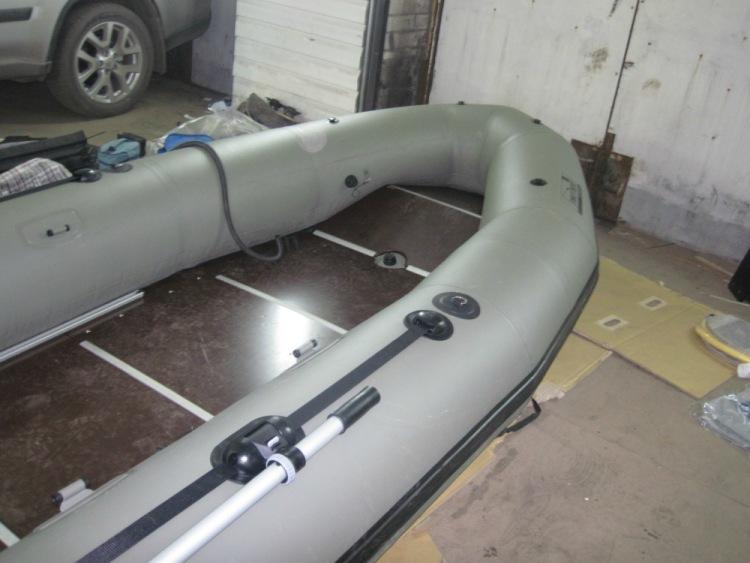 Нужны ли стрингера на лодке