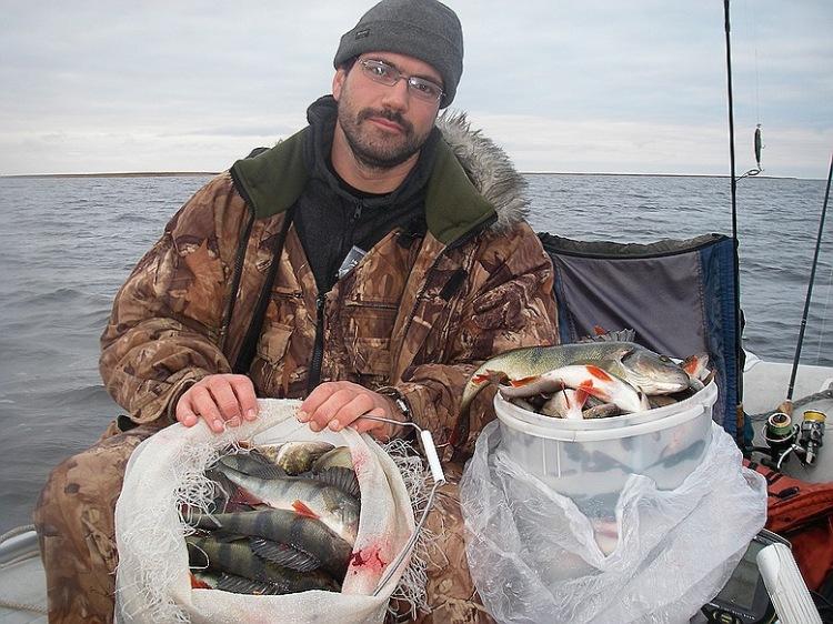 рыбалка в выборге фото