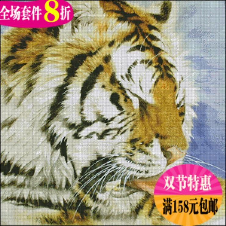 Значение тигра в вышивке 827