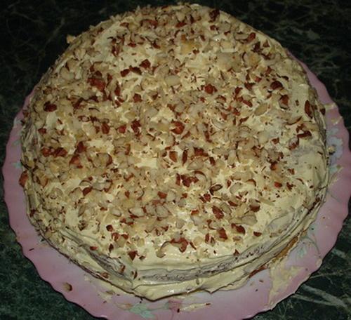Торт малютка из детской смеси рецепт