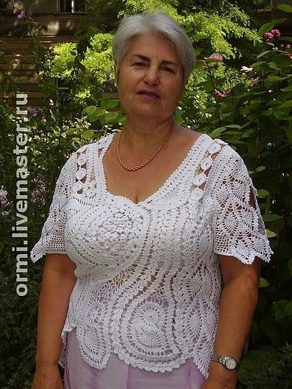 Людмила орешкина вязание мастер класс 59