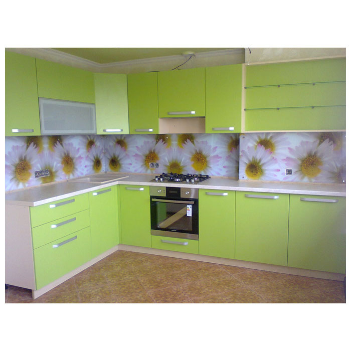 кухня ромашка фото