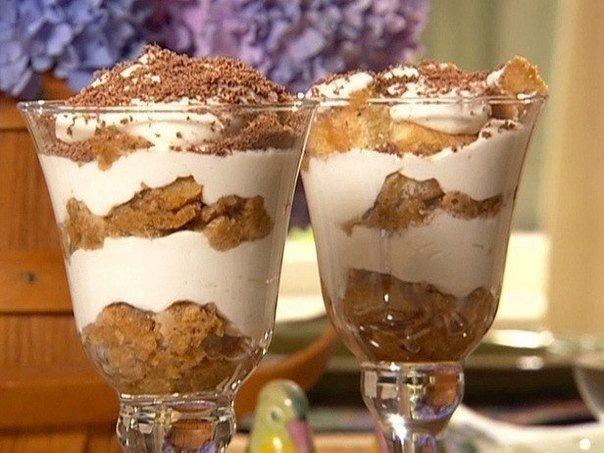 Вкусные десерты в домашних условиях простые