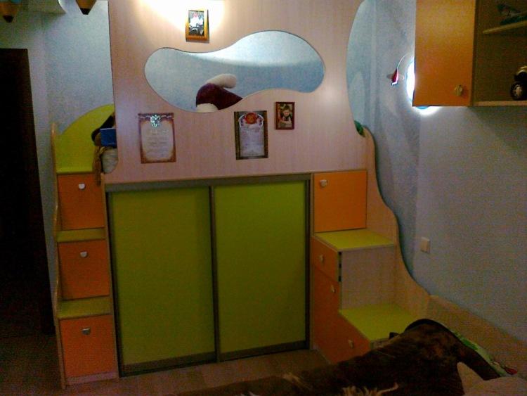 """Детская мебель в саратове """"мастер мебели""""."""
