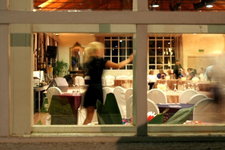 Фламенко в салоу