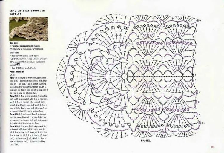 234Крючок вязание схемы овальных ковриков