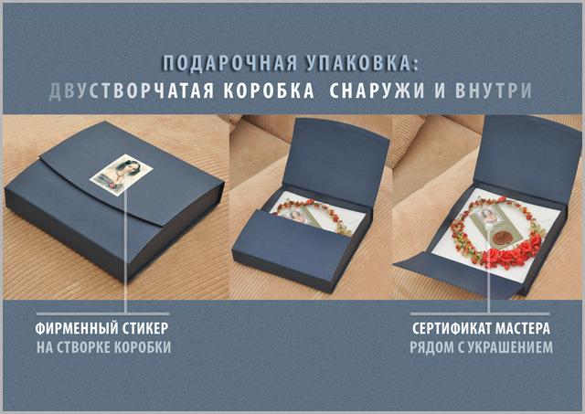 Упаковать подарочный сертификат своими руками