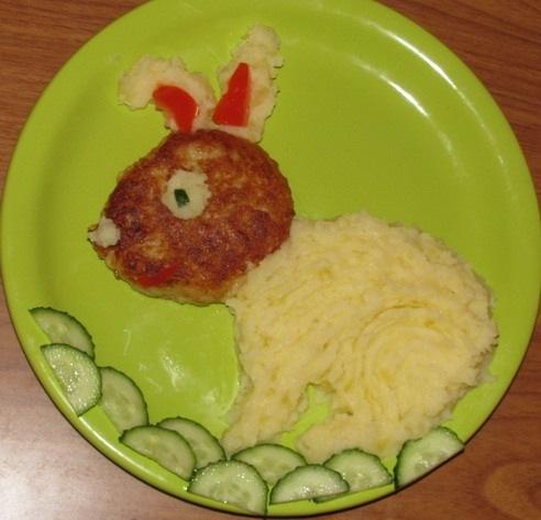 блюда для детей фото и рецептами