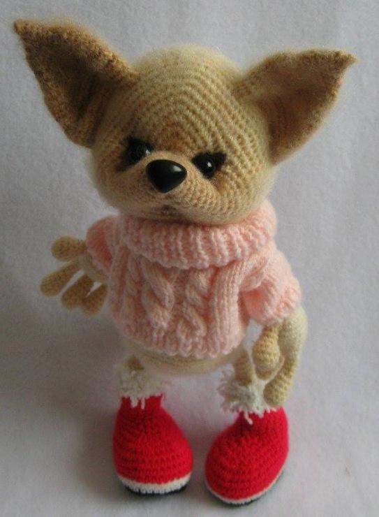Вязание красивые игрушки 45