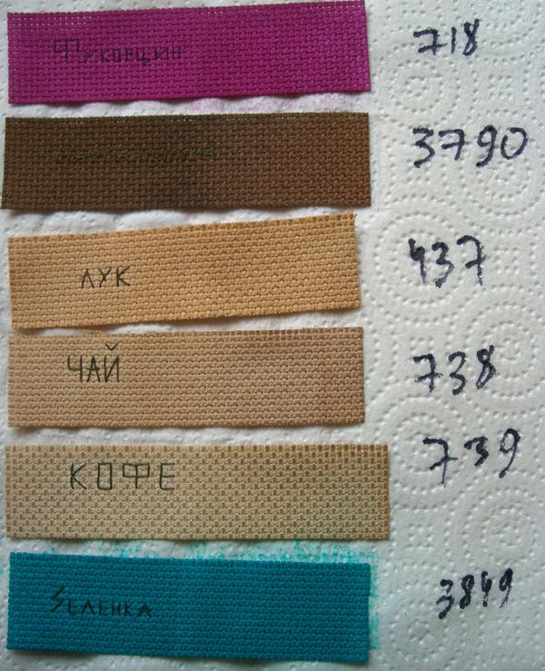Как покрасить белую ткань в домашних условиях