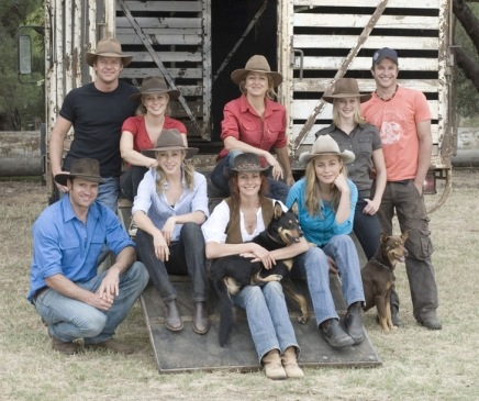 Mcleods daughters cast