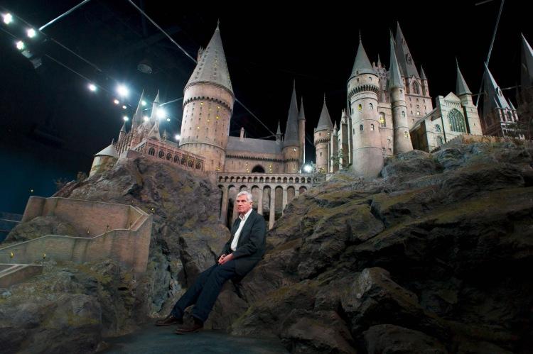Гарри поттер где находится этот замок