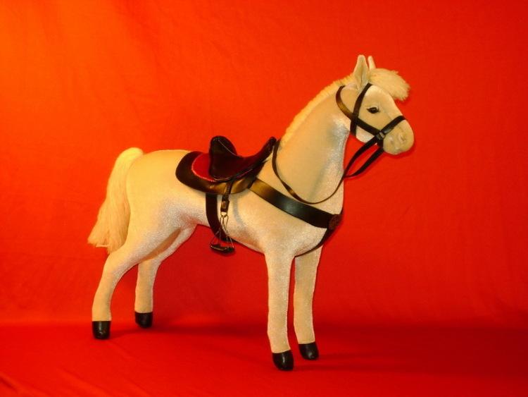 Игрушка лошадка сделанная своими руками