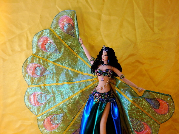 Gallery.ru / Фото #4 - Куклы Bellidance (танец живота) - kuklaelli