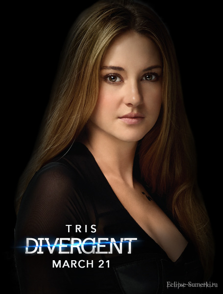 are the characters in divergent dating