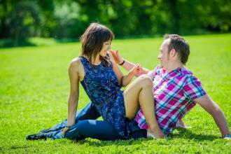 Фотограф Love Story Оксана Цой - Москва