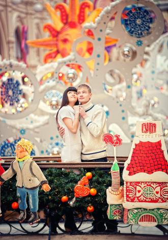Фотограф Love Story Сергей Игонин - Москва