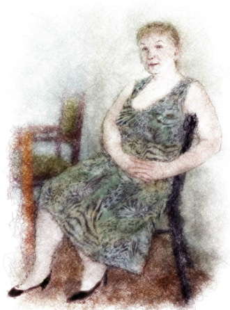 Художник Татьяна Литвинова - Ставрополь
