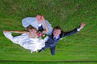 Свадебный фотограф Анна Маланичева - Москва