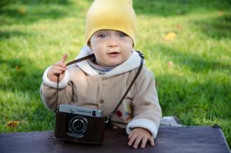 Детский фотограф Кирилл Василенко - Гомель