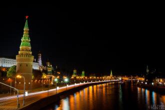 Архитектурный фотограф Леляна Маркина - Москва