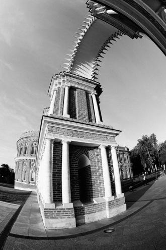 Архитектурный фотограф Елена Протчева - Москва